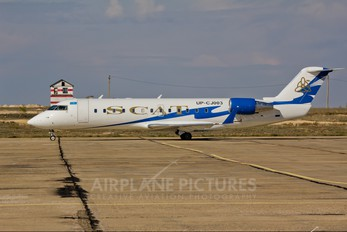 UP-CJ003 - SCAT Airlines Canadair CL-600 CRJ-200