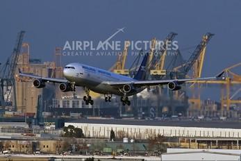 LV-BMT - Aerolineas Argentinas Airbus A340-300