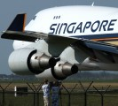 9V-SFG - Singapore Airlines Cargo Boeing 747-400F, ERF aircraft