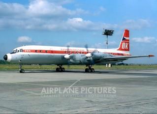 OK-PAI - CSA - Czechoslovak Airlines Ilyushin Il-18 (all models)