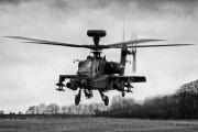 ZJ179 - British Army Westland Apache AH.1 aircraft
