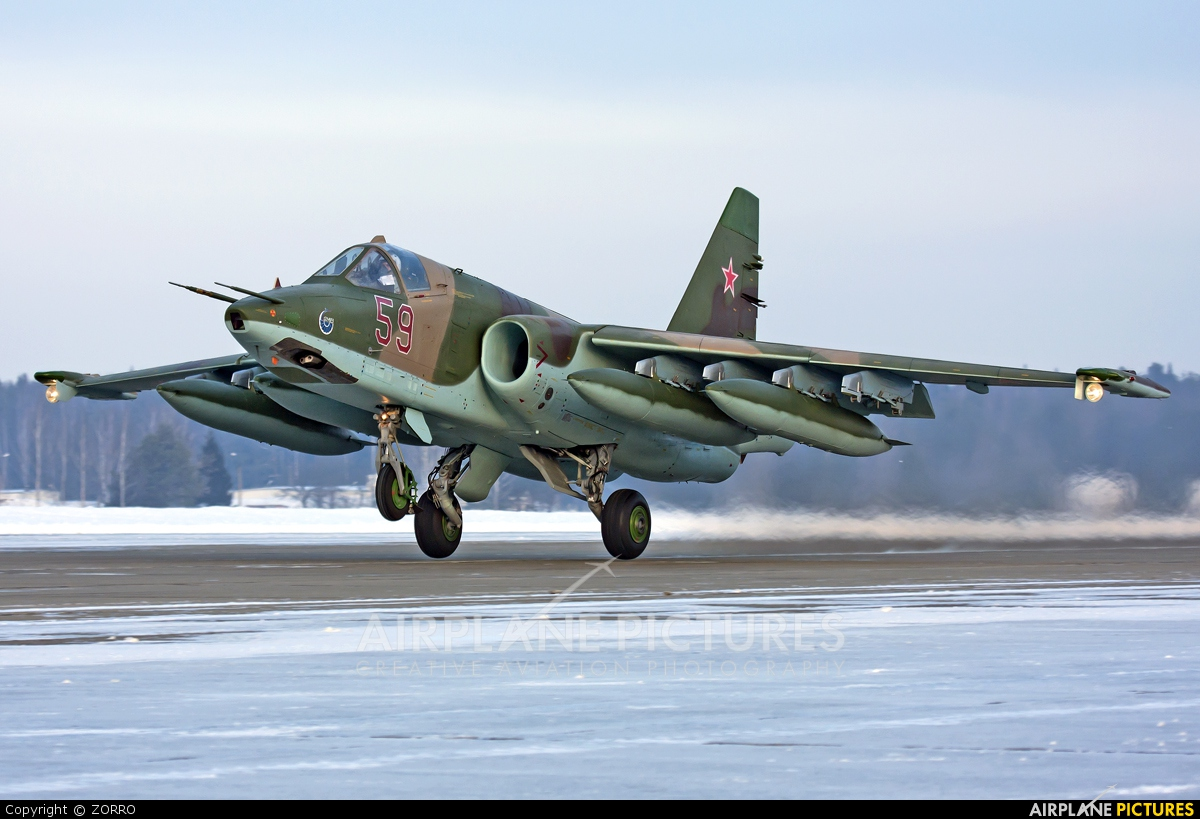 Russia - Air Force 59 aircraft at Kubinka