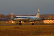 RF-91821 - Russia - Air Force Ilyushin Il-18 (all models) aircraft