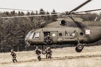 624 - Poland - Army Mil Mi-8T