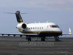 D-ABCD - Private Canadair CL-600 Challenger 604