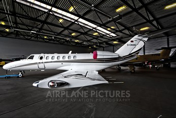 D-CMAN - Private Cessna 525B Citation CJ3