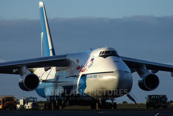 RA-82068 - Polet Flight Antonov An-124