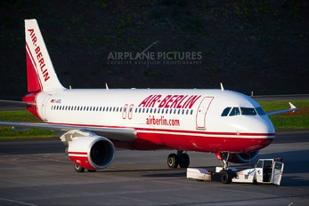 D-ABDL - Air Berlin Airbus A320