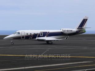 C-GXVK - Private Gulfstream Aerospace G150