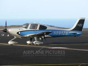 N891ZS - Private Cirrus SR22