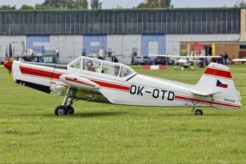 K-OTD - Private Zlín Aircraft Z-326 (all models)