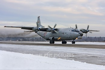 07 - Russia - Air Force Antonov An-12 (all models)