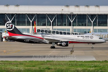 B-2829 - SF Airlines Boeing 757-200F