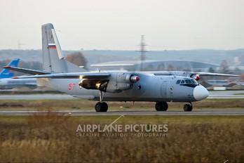 57 - Russia - Air Force Antonov An-26 (all models)