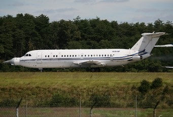 N164W - Private BAC 111