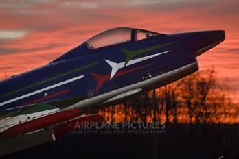 """MM6418/8 - Italy - Air Force """"Frecce Tricolori"""" Fiat G91"""