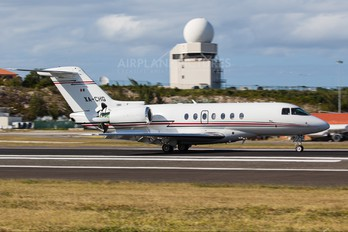 XA-CHG - Private Hawker Beechcraft 4000 Horizon