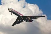 09 - Russia - Air Force Tupolev Tu-134 aircraft