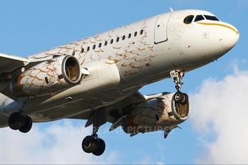 G-EUPA - British Airways Airbus A319