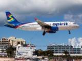 N603NK - Spirit Airlines Airbus A320 aircraft