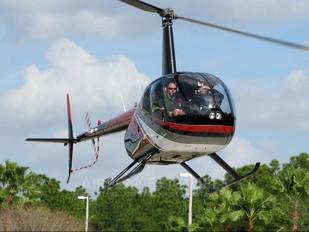N144BW - Orlando Helitours Robinson R44 Astro / Raven
