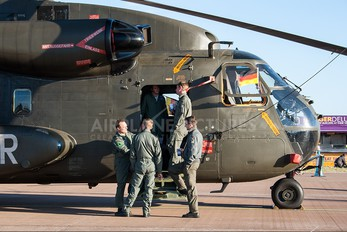 84+14 - Germany - Army Sikorsky CH-53G Sea Stallion