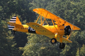 N52485 - Private Boeing Stearman, Kaydet (all models)