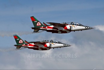 15225 - Portugal - Air Force Dassault - Dornier Alpha Jet A