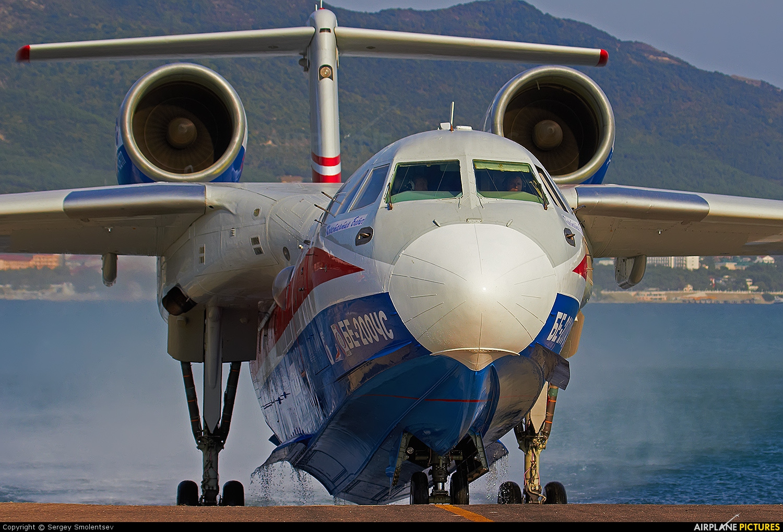 TANTK Berieva 21512 aircraft at Gelendzhik