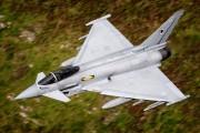 ZJ914 - Royal Air Force Eurofighter Typhoon FGR.4 aircraft