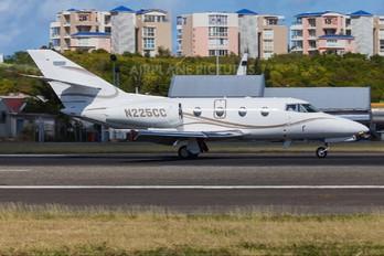 N225CC - Private Dassault Falcon 10