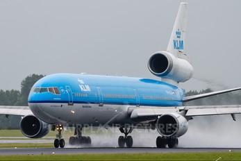 PH-KCH - KLM McDonnell Douglas MD-11