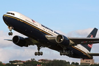 N760NA - North American Airlines Boeing 767-300