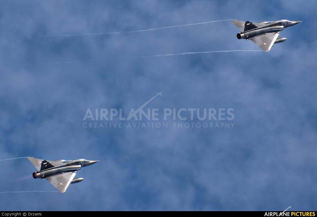 France - Air Force 361 aircraft at Ostrava Mošnov