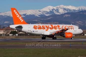 G-EZGD - easyJet Airbus A319