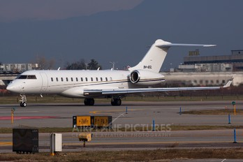 9H-BGL - Comlux Aviation Bombardier BD-700 Global Express