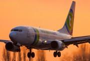 - - Transavia Boeing 737-700 aircraft
