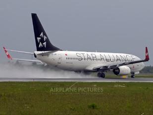 TC-JFI - Turkish Airlines Boeing 737-800
