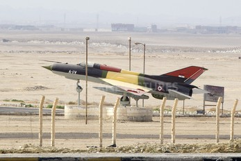 8047 - Egypt - Air Force Mikoyan-Gurevich MiG-21PF