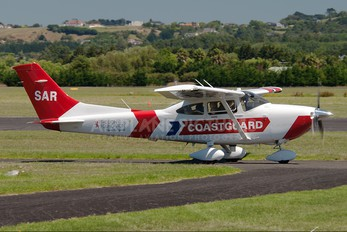 ZK-SAR - Coastguard Northern Region Cessna 182 Skylane (all models except RG)