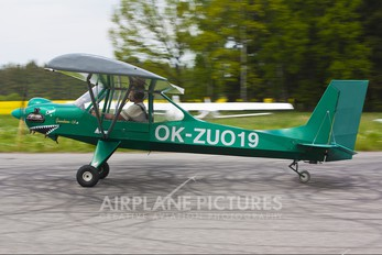 OK-ZUO19 - Private Greenhorn Ulralight
