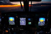 - - Private Beechcraft 90 King Air aircraft