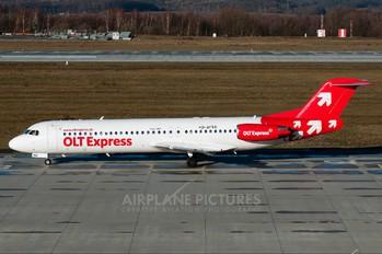 D-AFKD - OLT Express Fokker 100