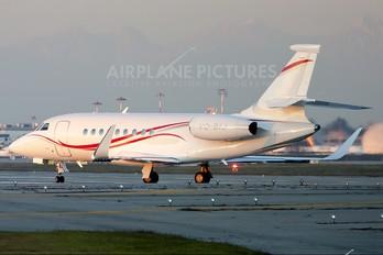 VQ-BIJ - Private Dassault Falcon 2000LX