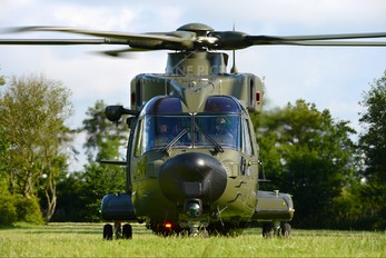 M-517 - Denmark - Air Force Agusta Westland AW101 512 Merlin (Denmark)