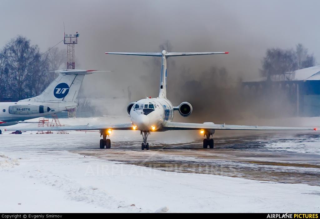 UTair RA-65565 aircraft at Syktyvkar