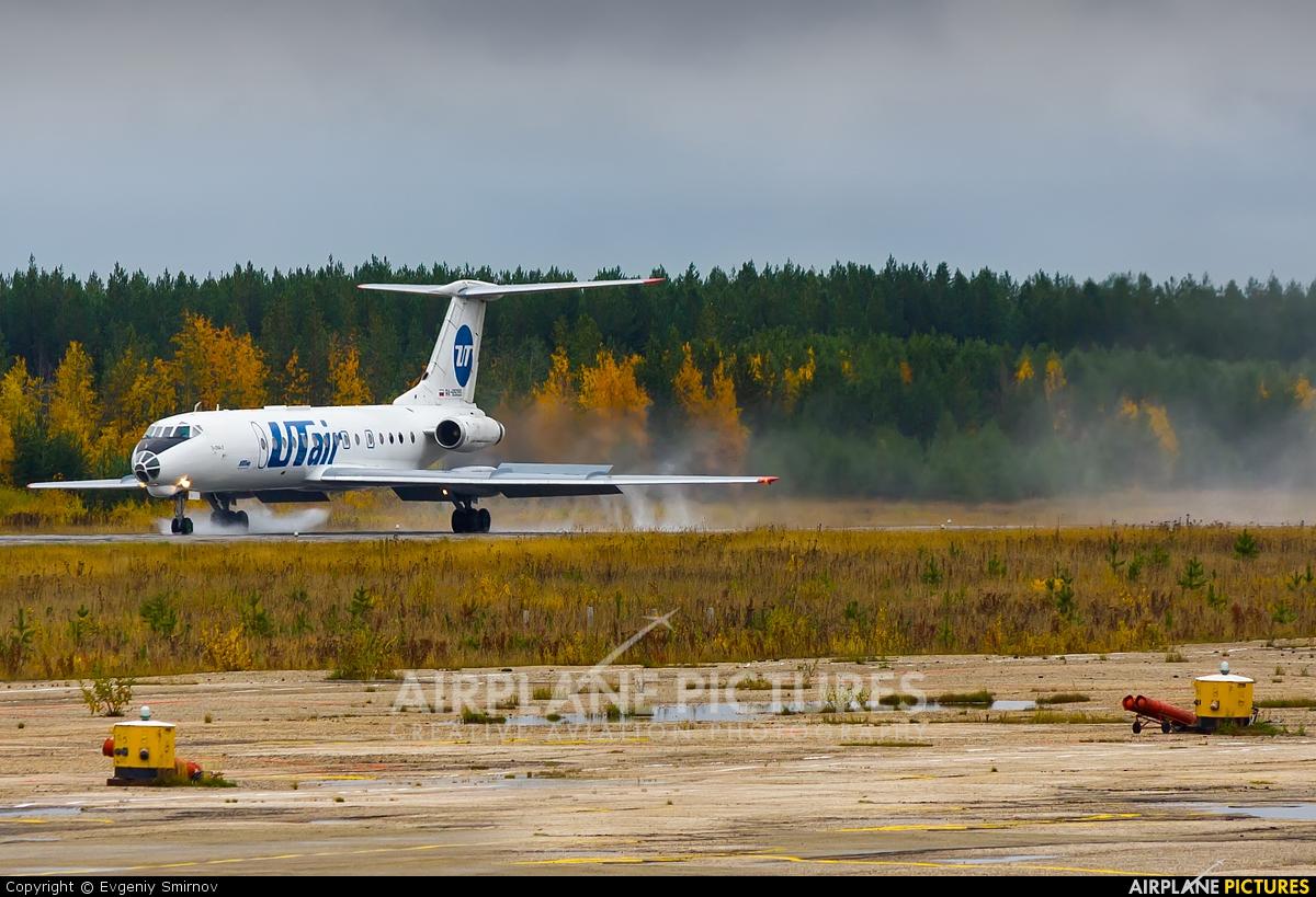 UTair RA-65055 aircraft at Ukhta