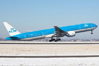 PH-BVF - KLM Boeing 777-300ER