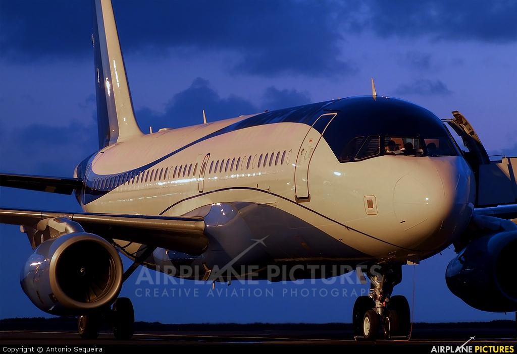 Masterjet CS-TFY aircraft at Azores - Santa Maria