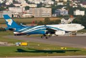 A4O-DC - Oman Air Airbus A330-200 aircraft